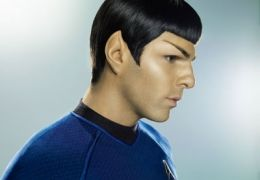 Zachary Quinto in 'Star Trek'