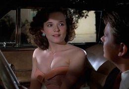 Zurück in die Zukunft - Lea Thompson und Michael J. Fox