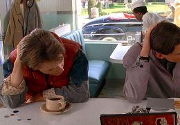 Zurück in die Zukunft - Michael J. Fox und Crispin Glover