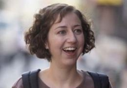 Kristen Schaal in 'The Flight of the Conchords'