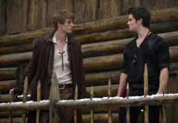 Red Riding Hood - MAX IRONS as Henry and SHILOH...Bros.