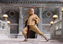 Die Legende von Aang - Noah Ringer als Aang