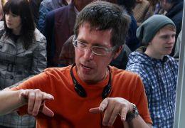 Saw 3D - Vollendung - Regisseur Kevin Greutert am Set...W 3D.