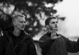 Mommy - Xavier Dolan und Kameramann André Turpin