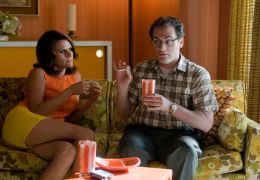 Amy Landecker (Mrs. Samsky), Michael Stuhlbarg in 'A...Man'