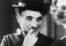 Charlie Chaplin in Lichter der Großstadt