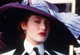 1997: Kate Winslet als Rose in 'Titanic'