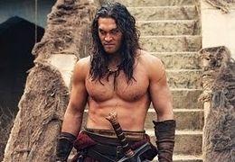 Jason Momoa in 'Conan'