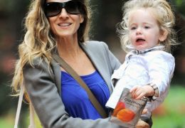 Sarah Jessica Parker mit Tochter Tabitha in New York City