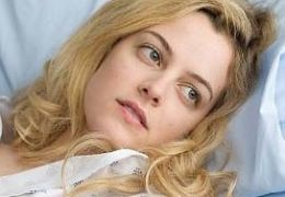 Riley Keough in 'The Good Doctor'