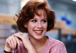Molly Ringwald in 'The Breakfast Club' (1985)