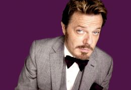 Eddie Izzard in 'Rage'