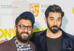 Adeel Akhtar und Ray Panthaki