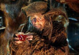 Der Hobbit: Eine unerwartete Reise - SYLVESTER MCCOY...agast