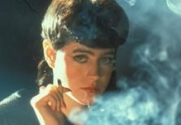 Sean Young in 'Blade Runner'