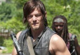 Norman Reedus in 'The Walking Dead'