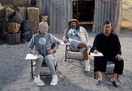 216 (Ozan Güven), Arif (Cem Yilmaz) und Bob Marley...O FILM