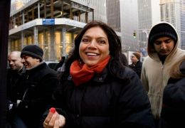 Regisseurin Mira Nair - 'New York, I Love You'