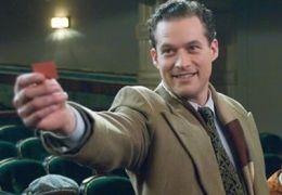 James Tupper as Joseph Cotton - Me and Orson Welles