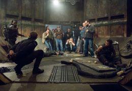 Pandorum - Szenenbesprechung u.a. mit Ben Foster...chts)