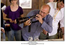 Hannah Montana - Der Film, Peter Chelsom (Mitte),...chts)