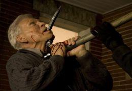 Blutiges Ende für Sherrif Burke (Tom Atkins)
