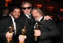 Ryan Bingham, T-Bone Burnett und Jeff Bridges -...2010