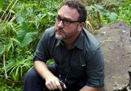 Colin Trevorrow bei den Dreharbeiten zu Jurassic World