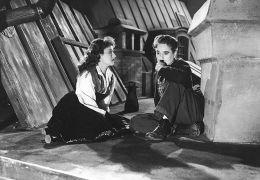 Der Große Diktator mit Paulette Goddard und Charles Chaplin