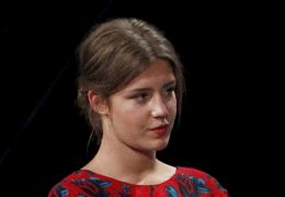 Europäischer-Filmpreis-2013 - Adèle Exarchopoulos,...iliou