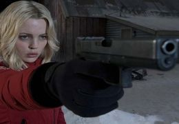 Melissa George in '30 Days of Night'