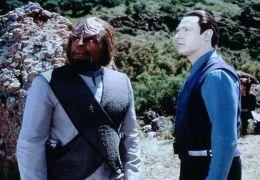 Star Trek - Der Aufstand - Michael Dorn und Brent Spiner